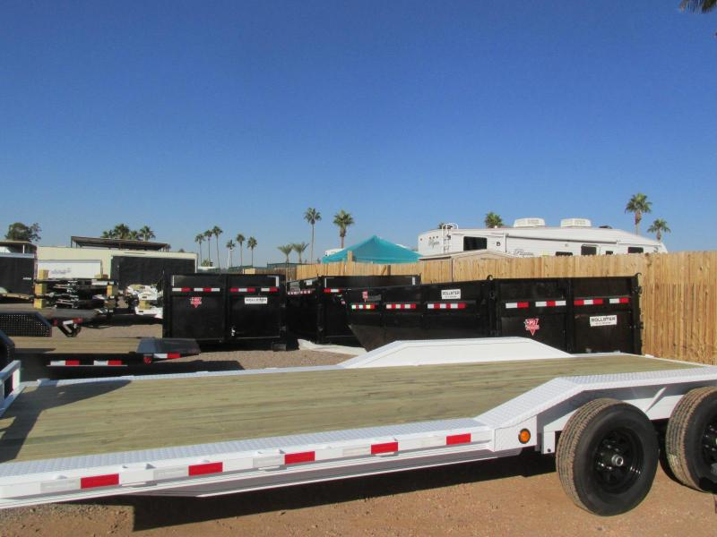 2019 PJ Trailers 22x5 Equipment Trailer