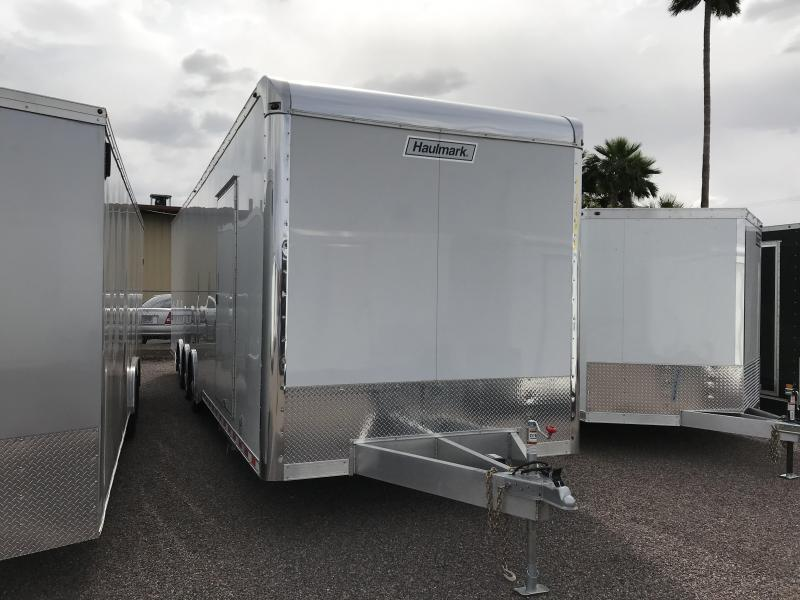 2019 Haulmark 8.5x34 Enclosed Cargo Trailer