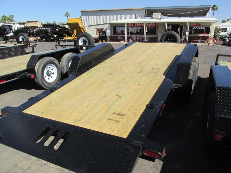 Load Trail Tilt 83x20 Flatbed Trailer