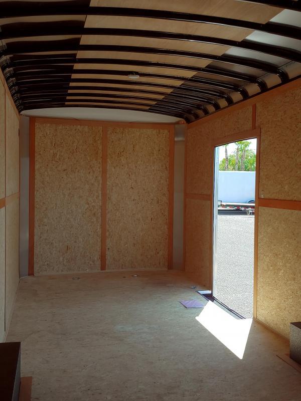 2019 Haulmark 8.5X24 Enclosed Cargo Trailer