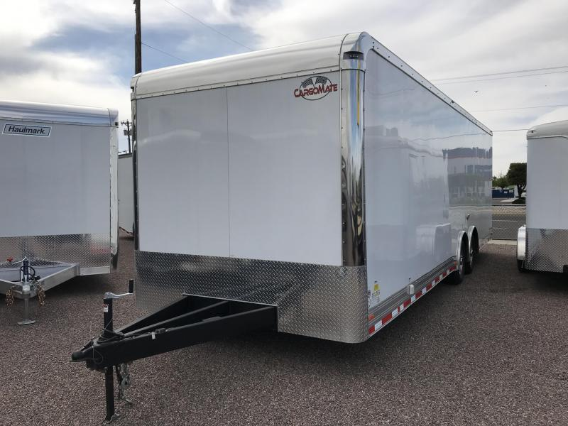 2019 Cargo Mate 8.5x28 Enclosed Cargo Trailer