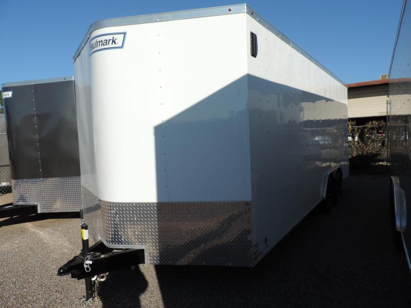 2019 Haulmark 20x8.5 Enclosed Cargo Trailer