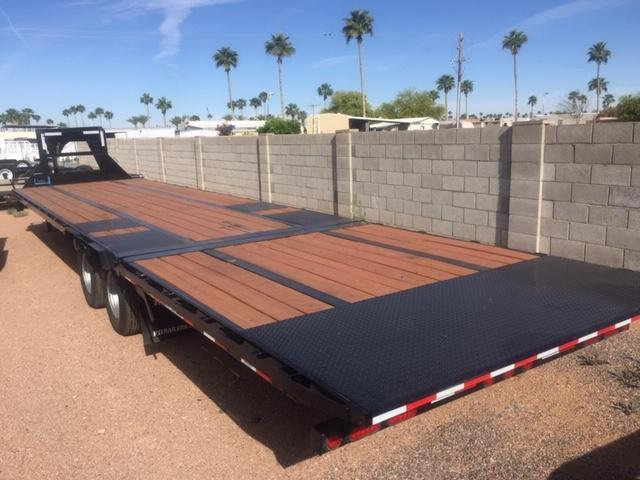 "102""x36' USED 2019 PJ Trailers FY Equipment Trailer"