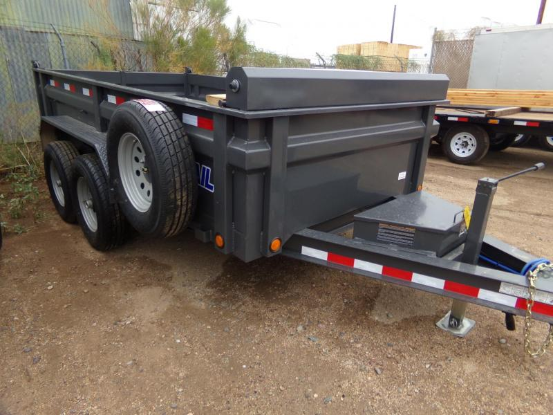 2019 Load Trail 12X72 DUMP TRAILER Dump Trailer