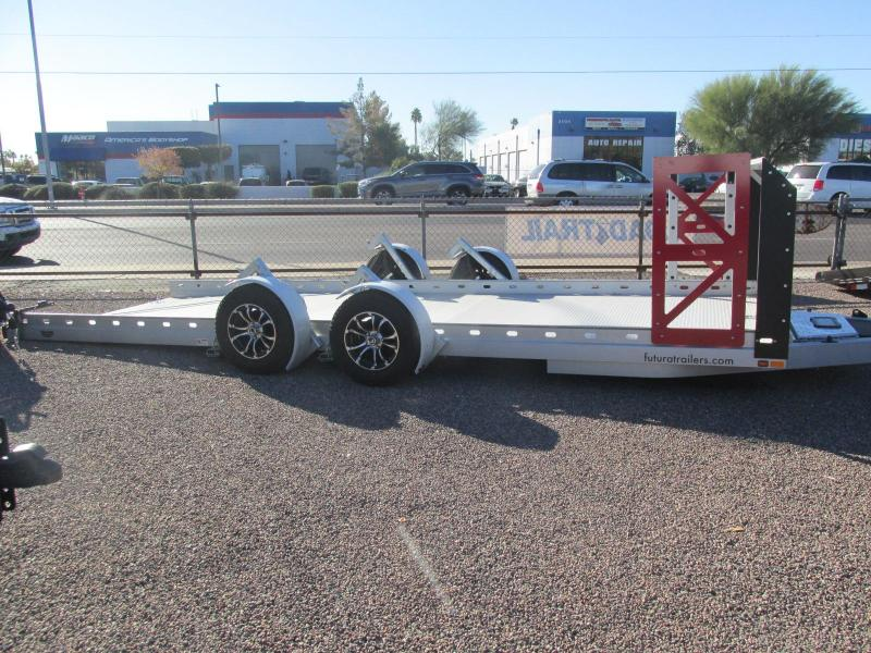 2019 Futura Trailers 79X19.8 Car / Racing Trailer