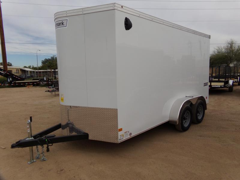 2019 Haulmark Transport 14 FT ENCLOSED Enclosed Cargo Trailer