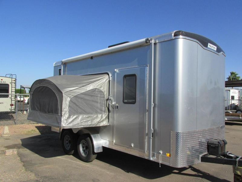2018 Haulmark 7x16 Enclosed Cargo Trailer