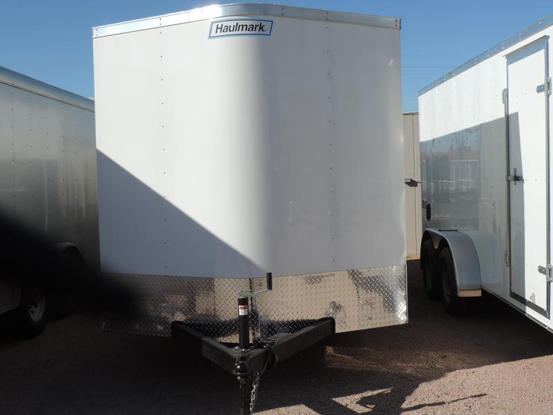 2018 Haulmark 7x16 Enclosed Utility Trailer