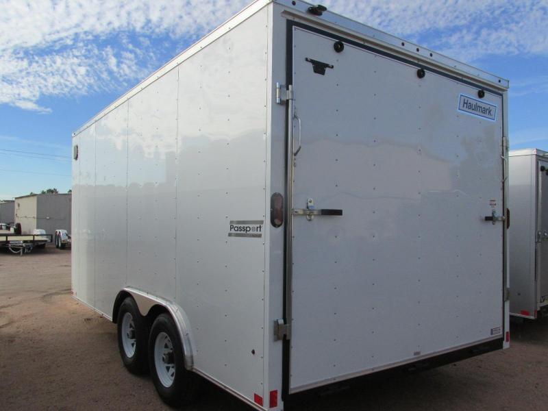 2019 Haulmark 85x16 Enclosed Cargo Trailer
