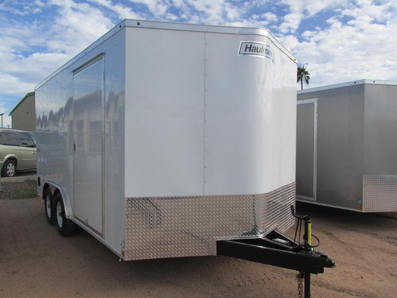 2019 Haulmark 85x16 Enclosed Cargo Trailer