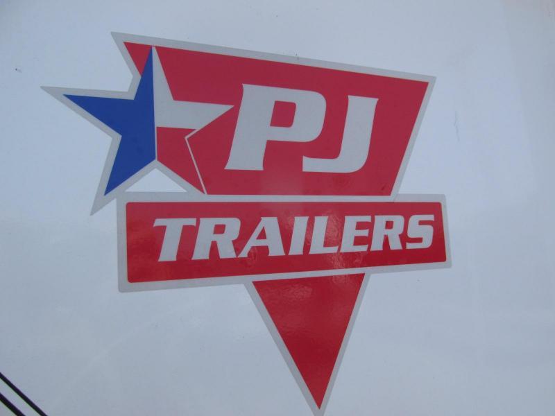 2019 PJ Trailers 96X20 Dump Trailer