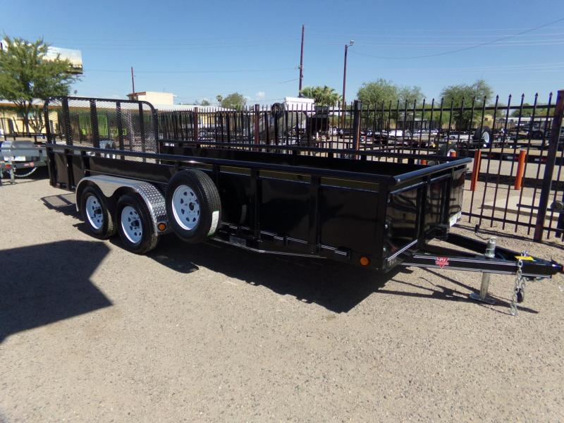 2019 PJ Trailers 18x77 channel utility Utility Trailer