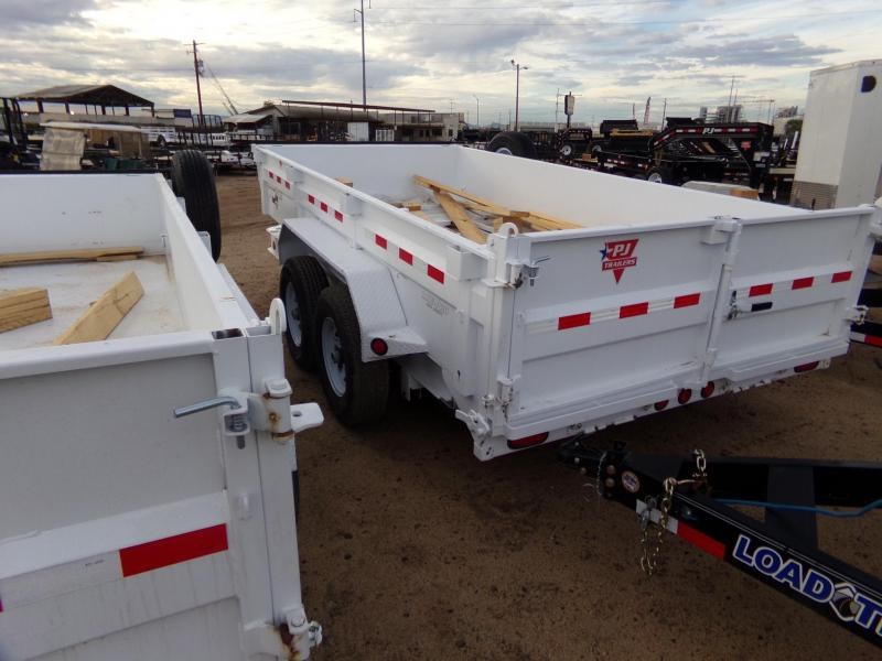 2019 PJ Trailers LOW PRO DUMP TRAILER Dump Trailer