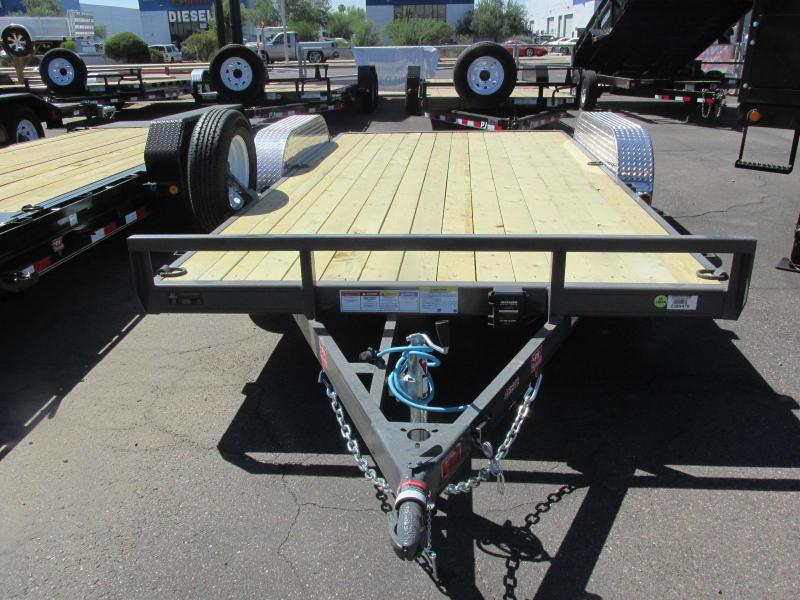 2019 PJ Trailers 83X16 Car / Racing Trailer