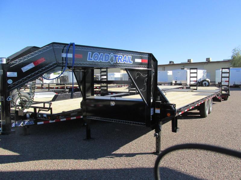 2019 Load Trail 102X25 Equipment Trailer