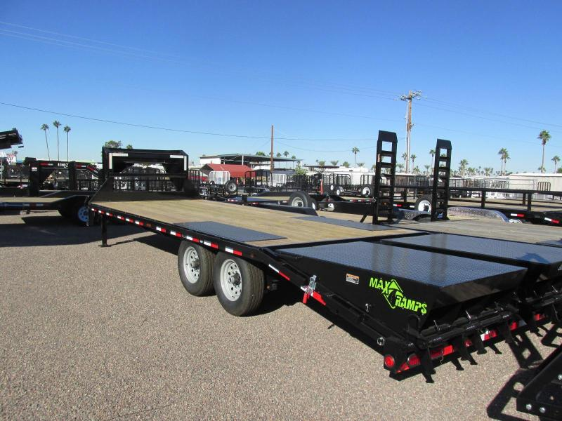2019 Load Trail 102X25 Equipment Trailer