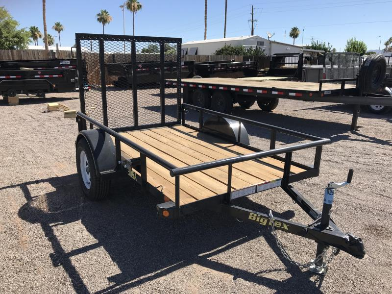 2018 Big Tex Trailers 5X8 Utility Trailer