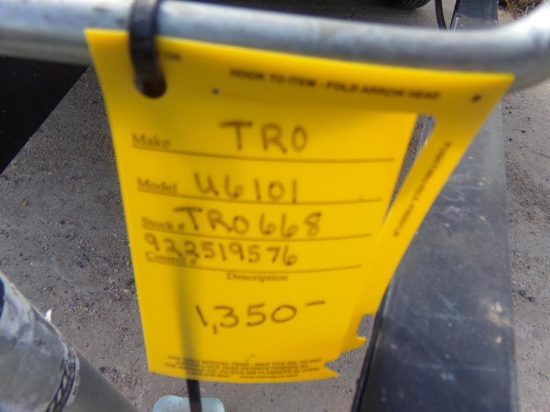 2014 PJ Trailers 5 X 10 UTILITY TRAILER W / RAMP GATE Utility Trailer