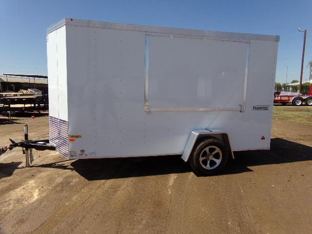 2017 Haulmark CONCISION Enclosed Cargo Trailer