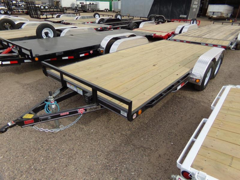 2019 PJ Trailers CAR HAULER / RACE TRAILER Car / Racing Trailer