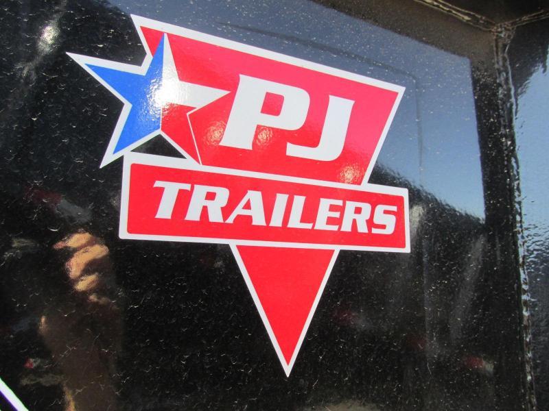 2019 PJ Trailers 83X16 Dump Trailer
