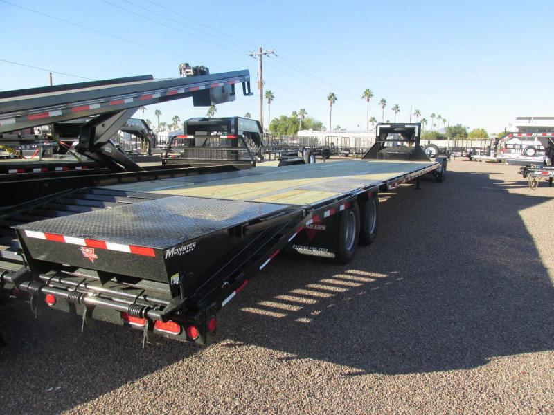 2019 PJ Trailers 102x40 Equipment Trailer