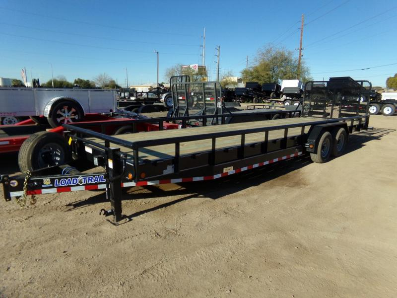 2019 Load Trail 26 FT. HD UTILTY HAUL 2 UTVS RAZOR CAN AM Utility Trailer