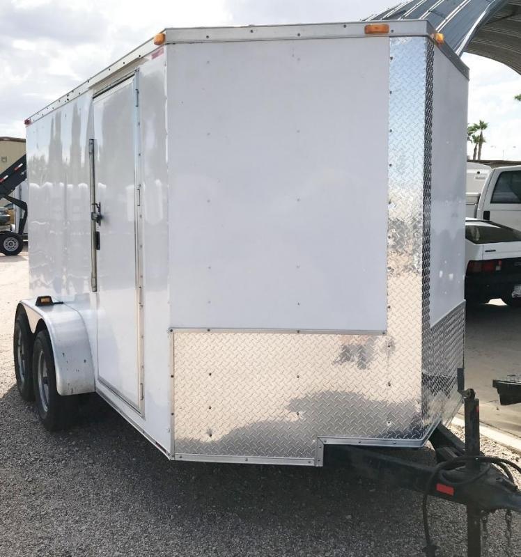 2013 South Georgia 6X12 CARGO Enclosed Cargo Trailer