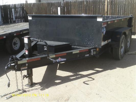 RENTAL TRAILERS FOR A GREAT PRICE! (JacksSons Trailers) Reliable and Affordable!