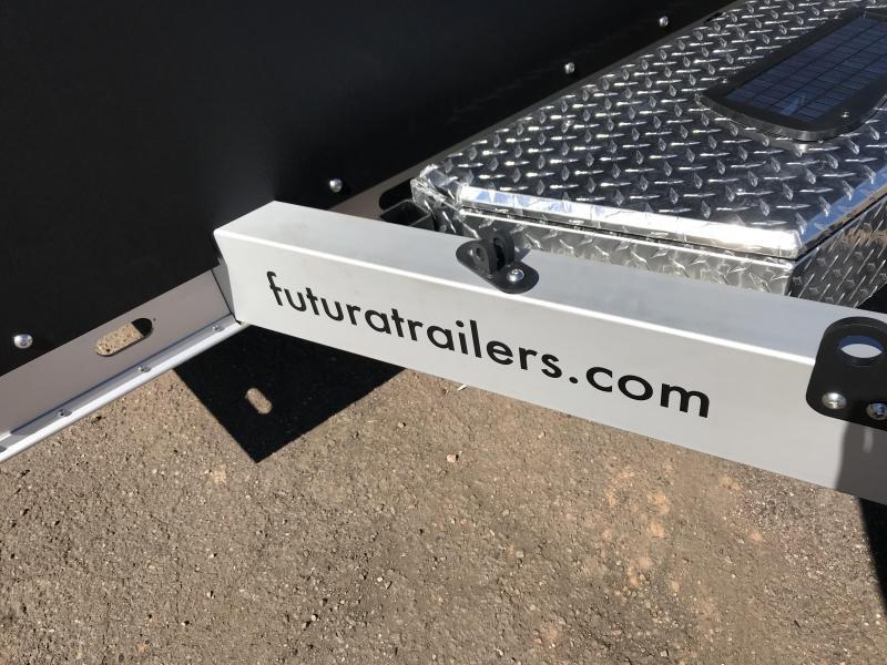 2019 Futura Trailers 16.5X81  Car / Racing Trailer