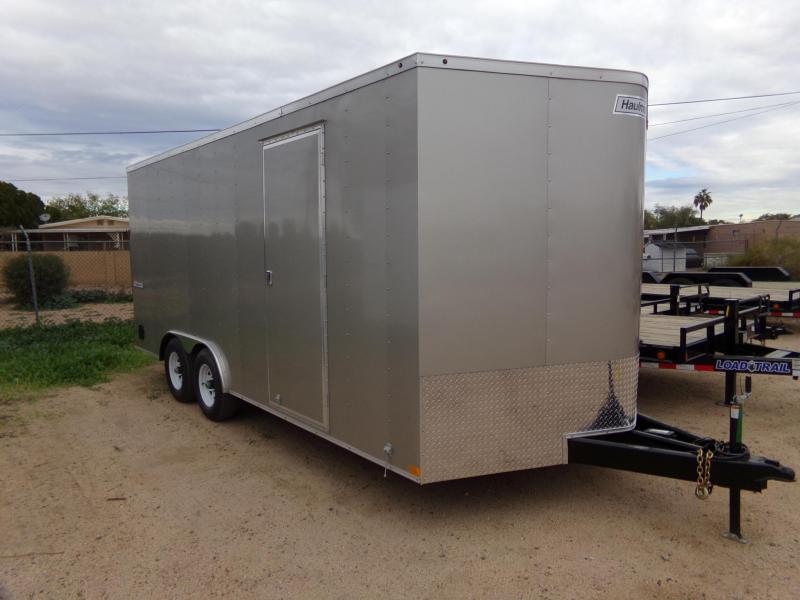 2019 Haulmark PASSPORT ENCLOSED CAR HAULER Enclosed Cargo Trailer