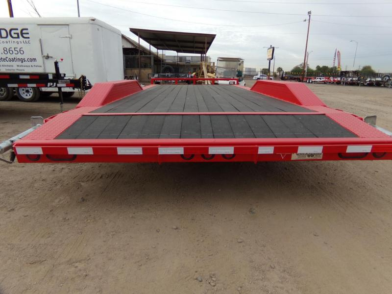 2019 PJ Trailers B5202 20FT BUGGY HAULER Car / Racing Trailer