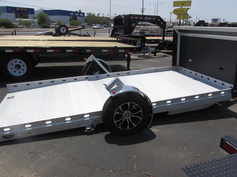 "2018 Futura Trailers 13x79"" Car / Racing Trailer"