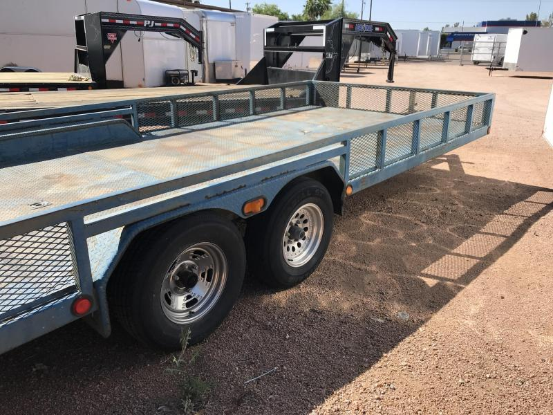 2008 Other STEEL DECK Utility Trailer