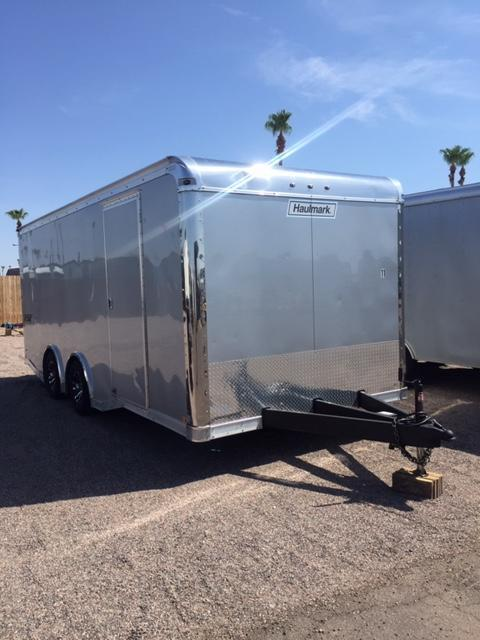 RENT ME! 8.5x20 Haulmark Edge Pro Enclosed Cargo Trailer