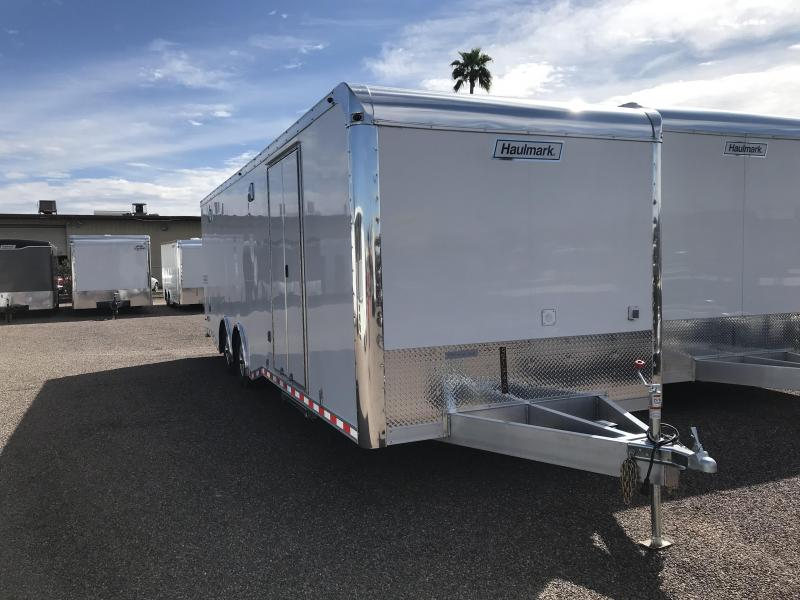 2019 Haulmark 8.5x28 Enclosed Cargo Trailer