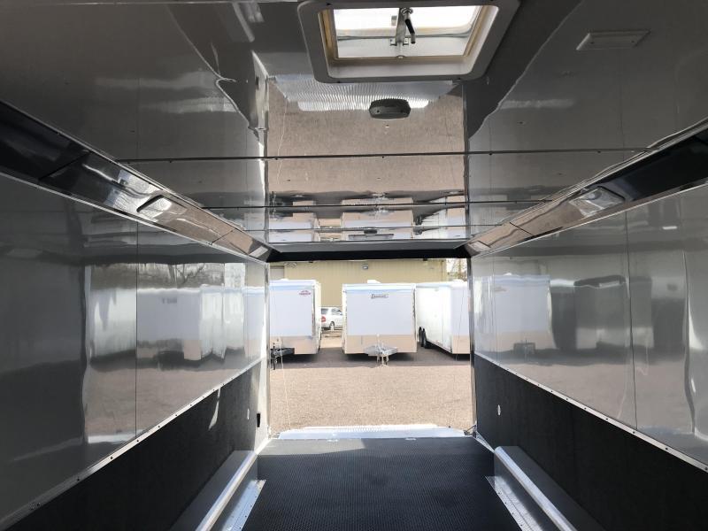 2019 Haulmark 8.5x28 Enclosed Cargo Trailer