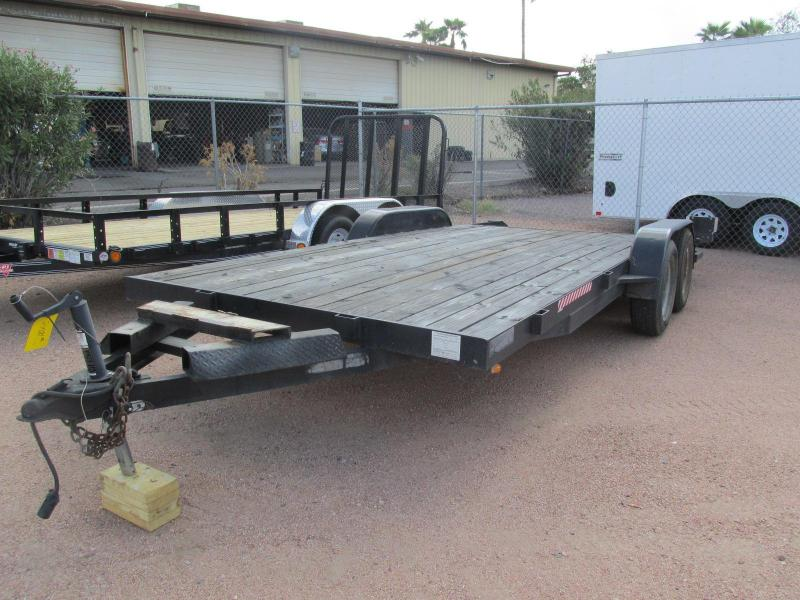 2008 Carson Trailers 83x16 Car / Racing Trailer