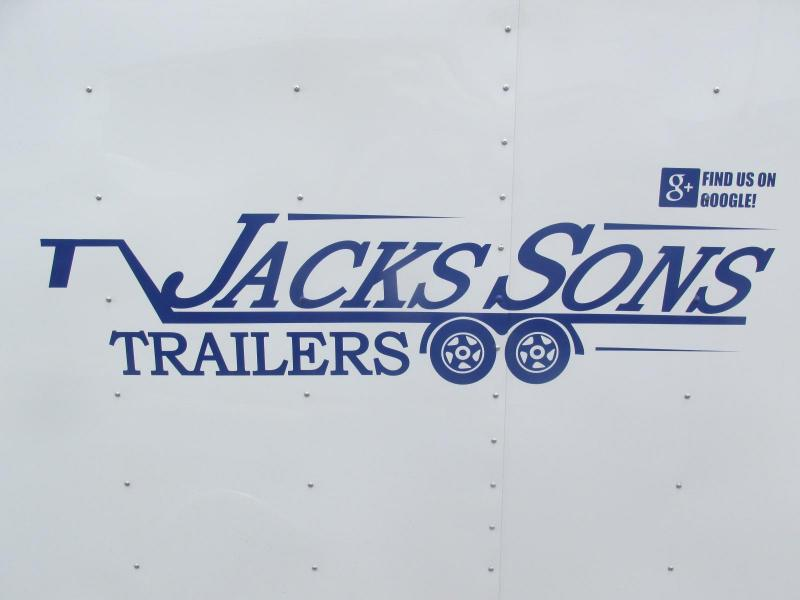 JacksSons Trailers Rents Trailers!