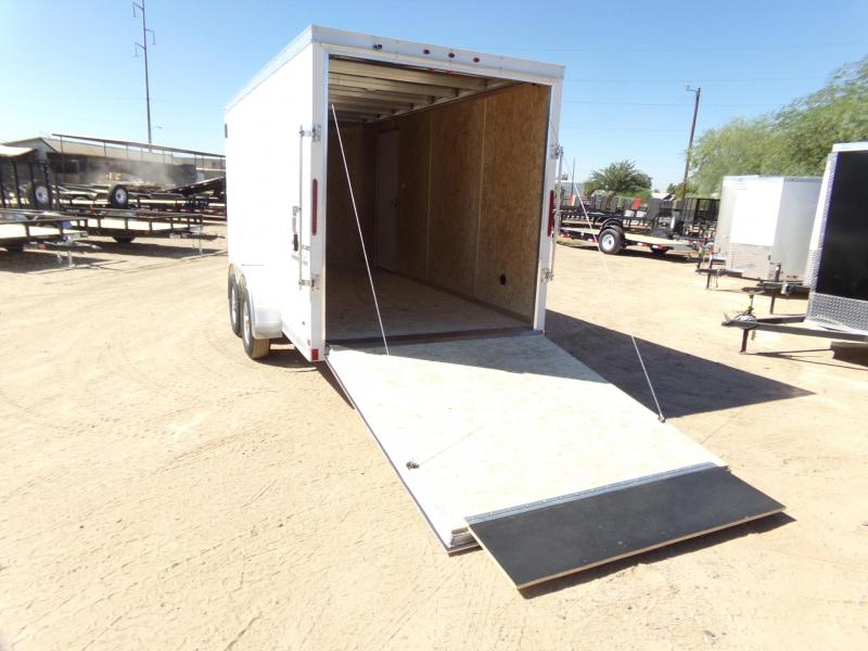2018 Haulmark ENCLOSED Enclosed Cargo Trailer