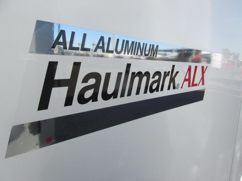 2019 Haulmark 8.5x24 ENCLOSED Car / Racing Trailer