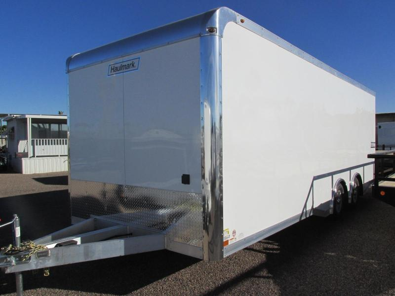 2019 Haulmark 8.5x24 ENCLOSED Car / Racing Trailer