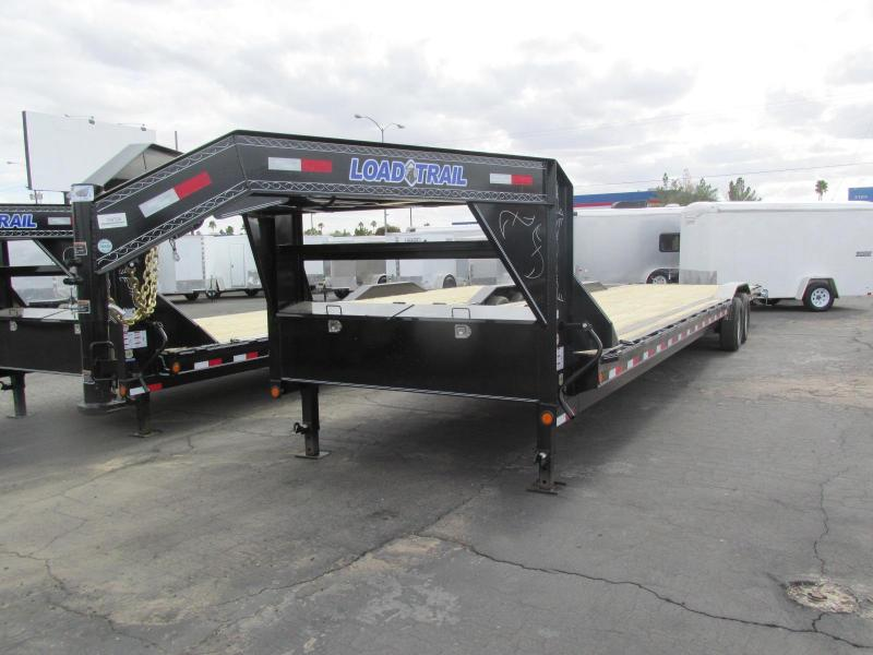 2018 Load Trail 102x36 Flatbed Trailer