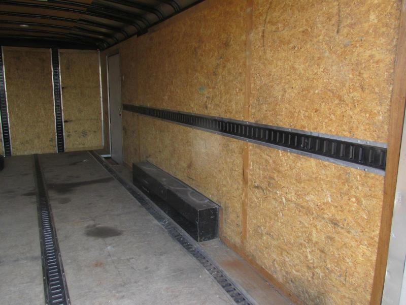 2015 Haulmark 8.5X20 Enclosed Cargo Trailer