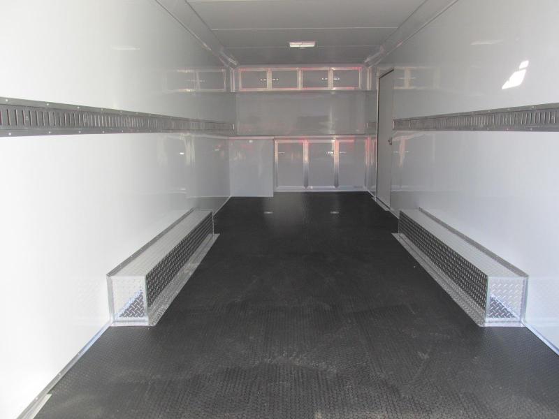 2018 Haulmark 8.5x28 Enclosed Cargo Trailer