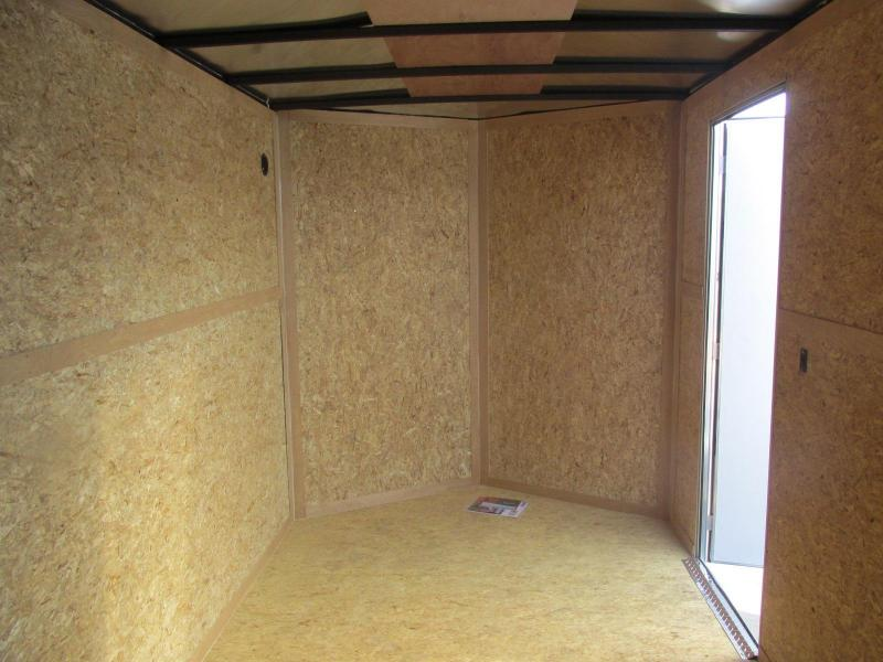 2018 Haulmark HMVG 7x14 Enclosed Cargo Trailer