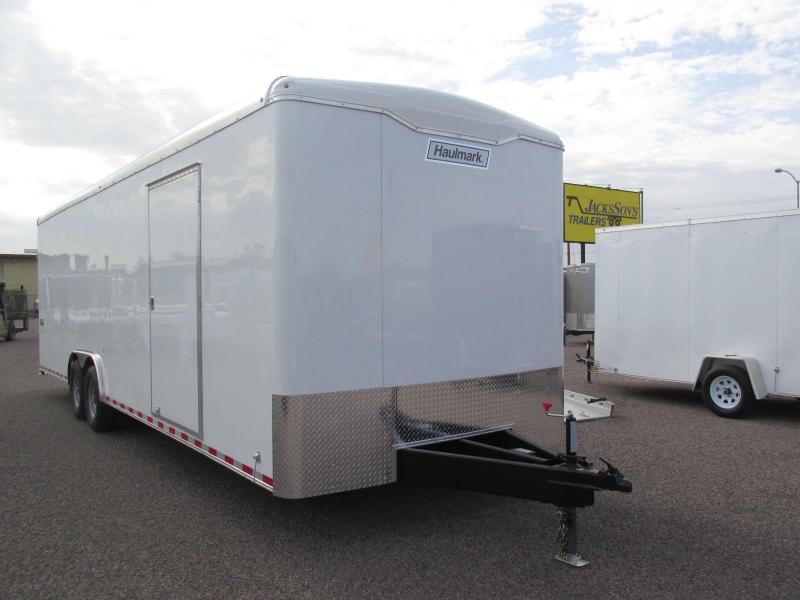 2018 Haulmark 8.5x24 Enclosed Cargo Trailer