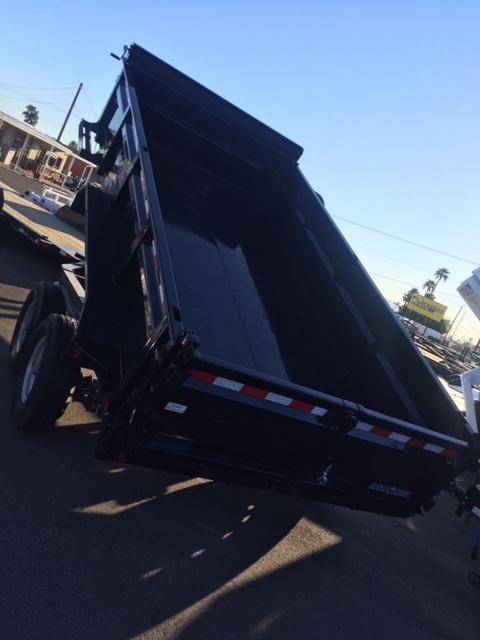 "2019 83""x14' Load Trail Dump Trailer 3-Year Warranty"