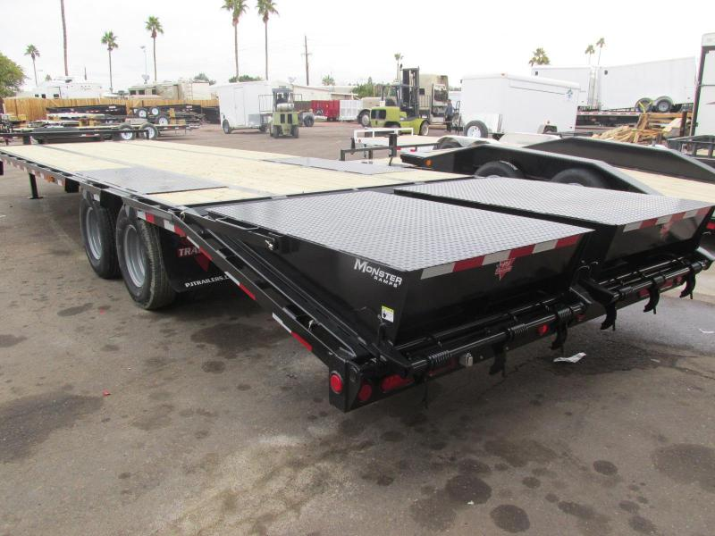 2019 PJ Trailers 102X30 Equipment Trailer
