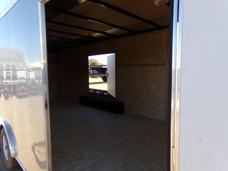 2019 Haulmark 24 FT. Passport CAR /RACE ENCLOSED Enclosed Cargo Trailer